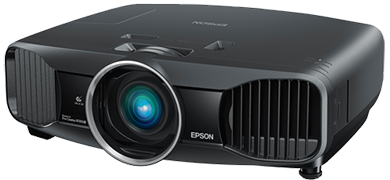 epson pro cinema 4030 side