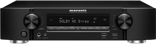 marantz nr1606 top